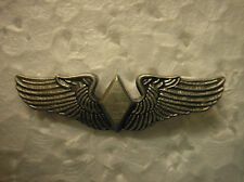 MILITARY HAT PIN- U.S. AIR FORCE WWII WOMEN'S AIR SERVICE (WASP) WINGS - 2-3/4""