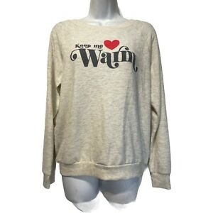 bp nordstrom size XS keep me warm Long Sleeve Pullover sweater Jumper