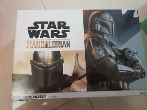 Disney star wars mandalorian Puzzle 2000 Pcs 98 x 68 Cm