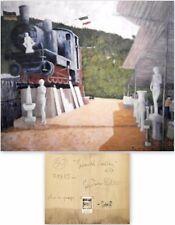 DIPINTI QUADRI QUADRO  MUSEO DEL CAVATORE CARRARA 542 Olio Arch+Aute medippolito