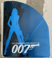 James Bond EagleMoss Car Collection Magazine Holder 2007