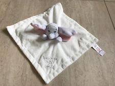 DISNEY BABY MATALAN DUMBO ELEPHANT COMFORTER WELCOME TO THE WORLD BLANKET DOUDOU