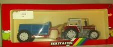 Britains 9606 1:32 MASSEY FERGUSON 2680 TRACTOR & with poole rear dump  MIB!