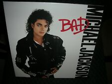 MICHAEL JACKSON /// BAD /// BRAND NEW GATEFOLD RECORD LP VINYL