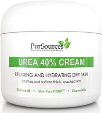 Crema Hidratante Y Relajante Para Pies Secos Agrietados Adoloridos PurSources