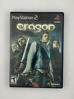 Eragon - Playstation 2 PS2 Game - Complete & Tested