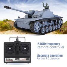 Heng Long 3868-1 2.4GHz 1/16 Scale German III F-8 Remote Control Model Tank