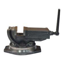 "Precision 6 inch Milling Machine Vise 2 way 2"" Tilting & Swiveling Machine Vice"