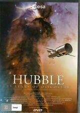 HUBBLE 15 YEARS OF DISCOVERY - NEW & SEALED DVD FREE LOCAL POST