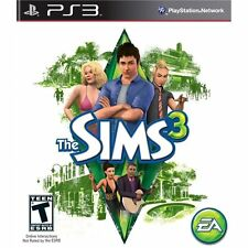 The Sims 3 [PlayStation 3 PS3, Maxis, Life Social Simulation Relationships] NEW
