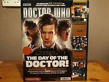 Dr Who Magazine No. 467 with all Gifts