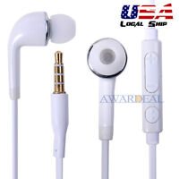 3.5mm In-ear Headset Earphone Headphone With Mic For Samsung Galaxy S5 S6 Note4