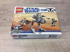 Lego 8014 Clone Walker Battle Pack 72 Pcs New & Sealed Includes 4 Mini Figures