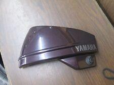 2001 01 V-Star 650 left Side Cowl Cover  1 1 20 ,,,,,,00000