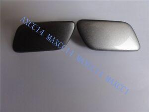 A PAIR Headlight Washer Cover Cap For SUBARU TRIBECA 2008 2009 2010