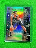 QUINNDARY WEATHERSPOON PRIZM ROOKIE CARD SAN ANTONIO SPURS 2019-20 ILLUSIONS RC
