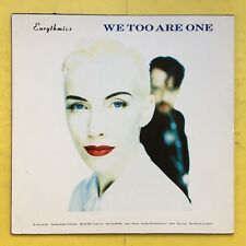 EURYTHMICS - WE TOO ARE ONE - RCA pl-74251 ex-condition inclut lyric insert