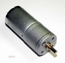 12V DC 100RPM High Torque Gear Box Electric Motor - UK seller