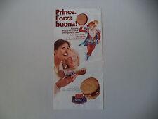 advertising Pubblicità 1979 BISCOTTI PRINCE PAREIN