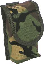 Small British Army Combat Utility Belt Surplus Pouch Bag US PLCE DPM Camo