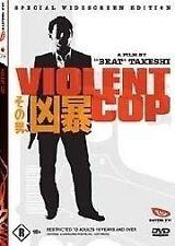 Violent Cop (DVD, 2005) New Region 4 DVD
