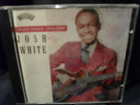 Josh White - Blues Singer 1932 - 1936
