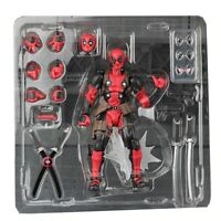 """6"""" Deadpool Superhero Action Figure Model Toy PVC Action Figure Toy Gift In"""