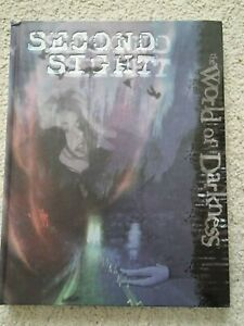 Second Sight (World of Darkness) Hardcover