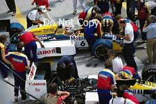 Nelson Piquet Williams FW11B ganador húngaro Grand Prix 1987 fotografía 3
