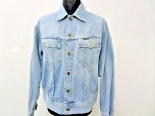 "G-Star Homme Vintage tailleur veste en jean bleu taille 48 44"" Grade A WB172"