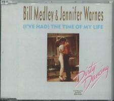 BILL MEDLEY & JENNIFER WARNES - (I'VE HAD) THE TIME OF MY LIFE 1987 EU CD SINGLE