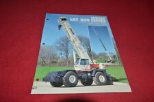 Lorain LRT 400 Series Crane Dealer's Brochure YABE18