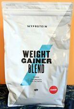 Weight Gainer - 5kg - ErdbeereMy Protein