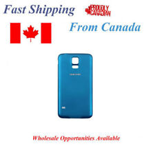 Samsung Galaxy S5 SM-G900 i9600 SMG900W8 Battery Back Door Cover Blue