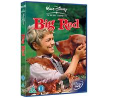 BIG RED (Disney) - DVD Official UK Movie Family Dogs Children Gift Idea Family