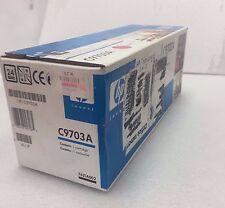 Genuine HP Colour LaserJet 1500 2500 Series Magenta Print Cartridge/Toner C9703A