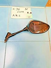 2018 (68) OEM YAMAHA XJ6,N  RIGHT HAND REAR VIEW SIDE  MIRROR (D26 )
