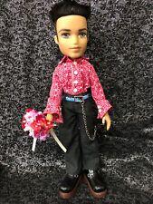 Bratz Boyz Doll Dylan Secret Date (2004) With Bouquet Of Flowers