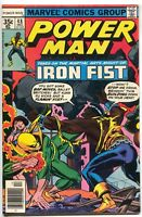 Power Man 48 Marvel 1977 FN 1st Luke Cage Iron Fist Team-Up