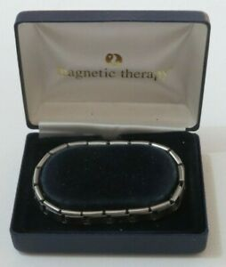 Vintage Magnetic Therapy Bracelet Boxed