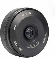 7artisans 35mm F5.6 Full Frame Manual Pancake Lens For Nikon Z5 Z6 Z7 Z6II