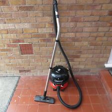 Numatic Henry Cylinder Vacuum Cleaner HVR200A Twin Speed Red / Black 1200W ref B