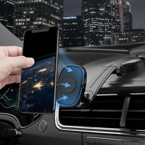 Universal Cars Magnet Magnetic Air Vent Stand Mount Holder For Mobile Cell Phone