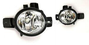 1 PAIR Fog light lamps for BMW X6 E71 2008.01-2013.12 (63177187631, 63177187632)
