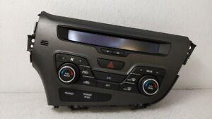2011-2013 Kia Optima Ac Heater Climate Control 97250-2t111 97250-2t110 89074