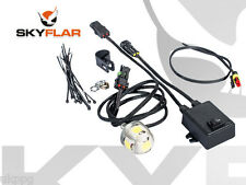 Skyflar 12V Led Paramotor Luz Estroboscópica hasta 5 Millas Visible 50W Power