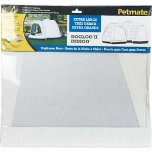 Petmate Indigo 17.5 In. x 17 In. XL Dog House Door 29998