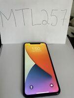 Apple iPhone 11 Pro Max - 256GB - MidnightGreen (AT&T) A2161 -ESN BAD
