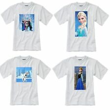 Unbranded Elsa T-Shirts (2-16 Years) for Girls