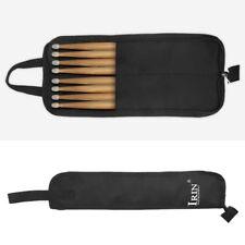 IRIN Waterproof Oxford Cloth Drum Stick Carry Case Storage Bag Drumstick Holder